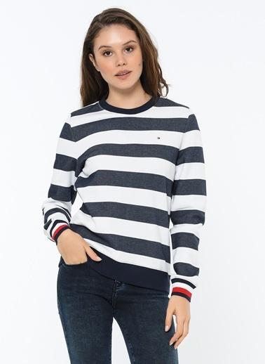 Uzun Kollu Sweatshirt Tommy Hilfiger